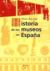 maria bolaños historia de los museos en españa pdf