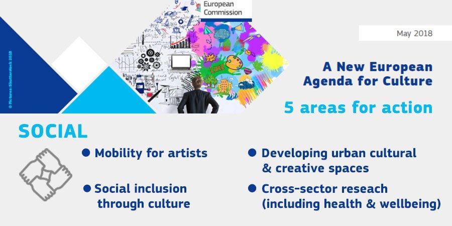 European agenda for Culture