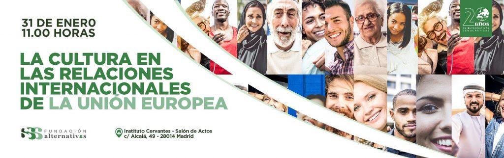 Cultura Unión Europea