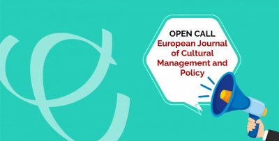 Open call European Journal of Cultural Management and Policy