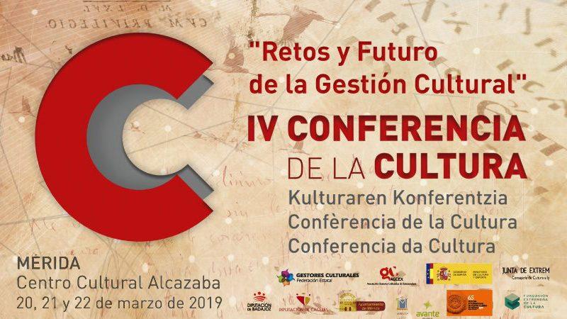 IV Conferencia de la Cultura