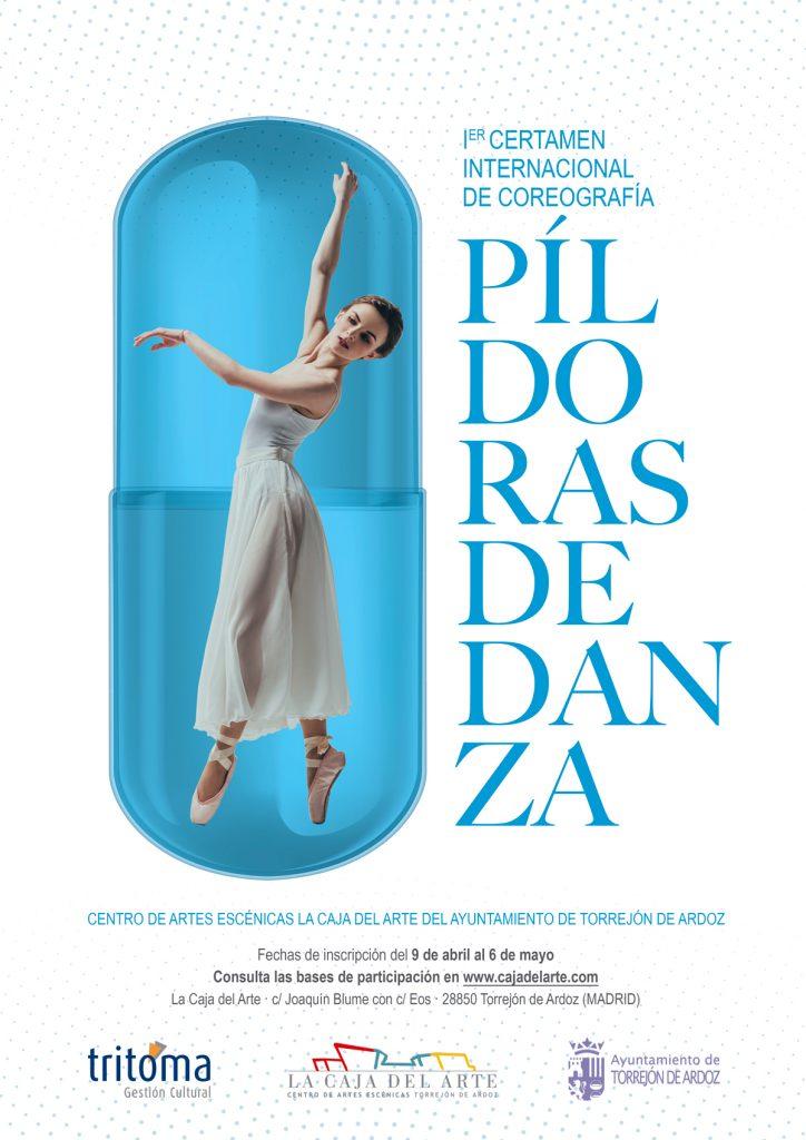 Pildoras de Danza cartel