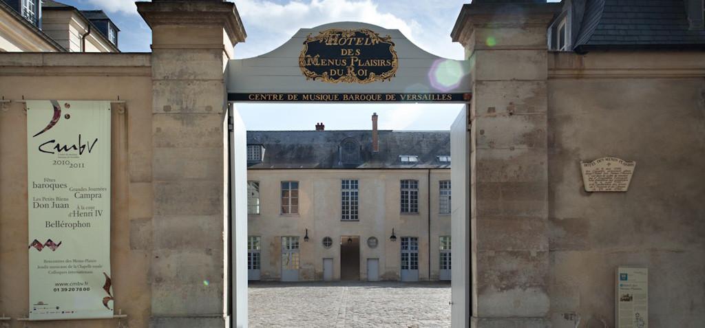enntrada Versalles